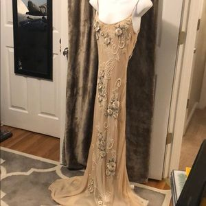 NWOT Sue Wong Gown Size 8